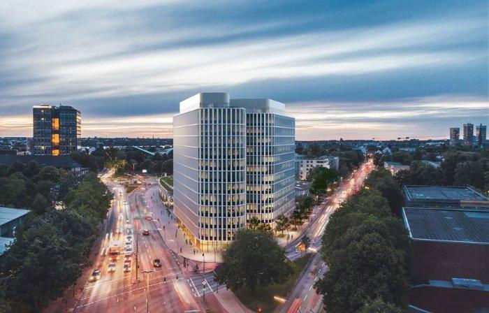 MAGNA Alstergate - Vermietung in Hamburg gestartet